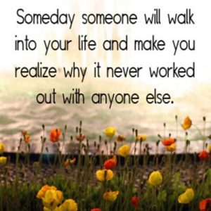Someday Someone Will Walk