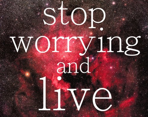 Dont worry qoute