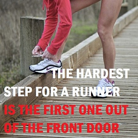 first step quote