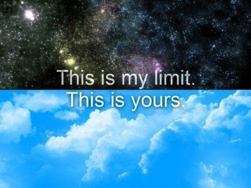 My limit quote