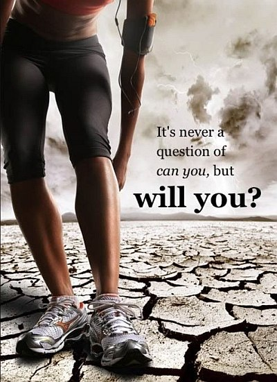 will you fitness quote