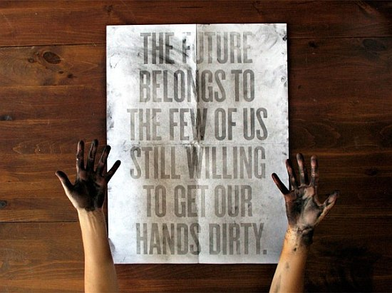 dirty hands quote