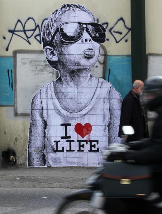 I love life quote