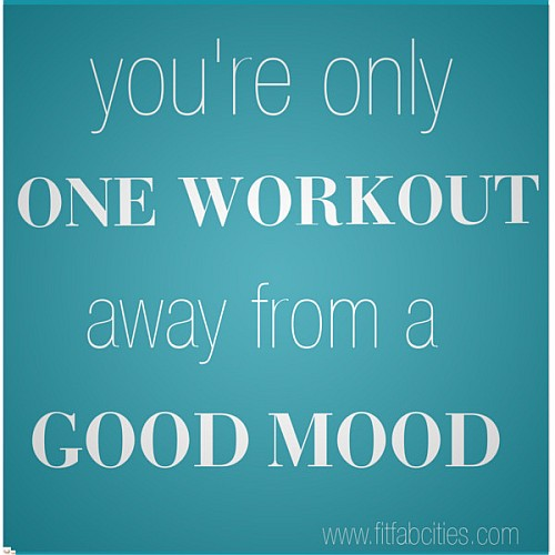 workout fitness quote