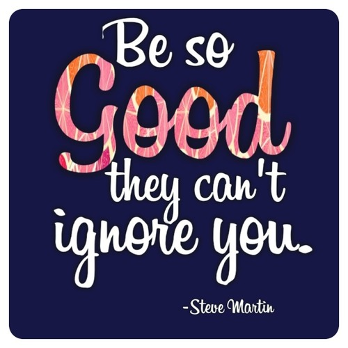 be so good steve martin quote