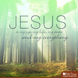 Jesus Is My Everything
