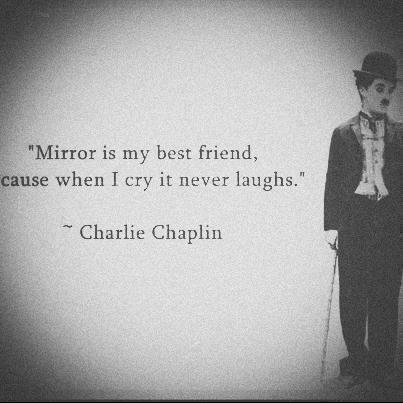 mirror is my best friend quote