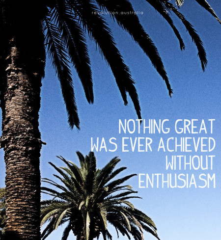 nothing great inspirational quote