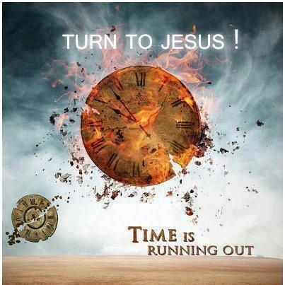 turn to jesus time