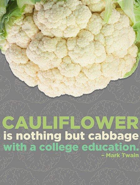 Cauliflower Is Nothing
