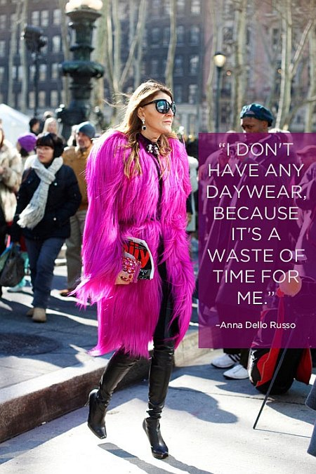 daywear fashion quote
