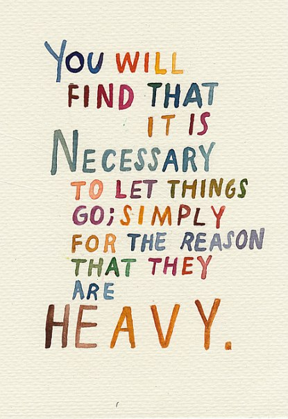 heavy things quote