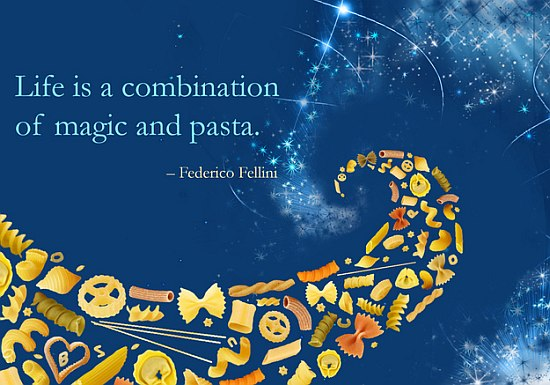 pasta lovers quotes