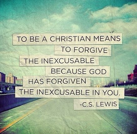 christian forgiven quote