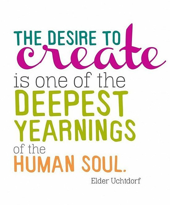 desire creation quote