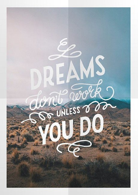 Dreams Quote