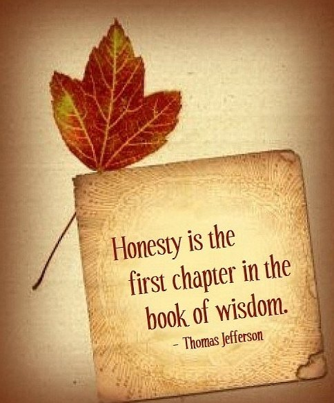 Honesty Quotes by Thomas Jefferson