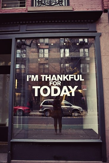 I'm Thankful 4 Today