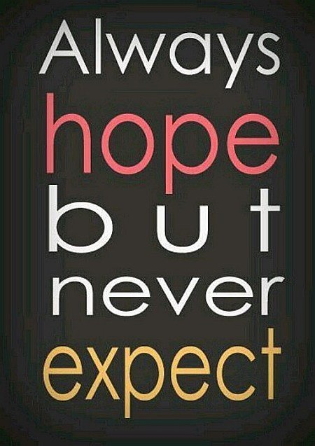 Always Hope Quote Picture Enchanting Quotes About Hope