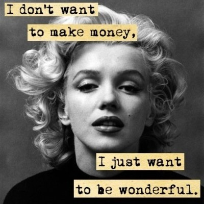 money quote m. monroe