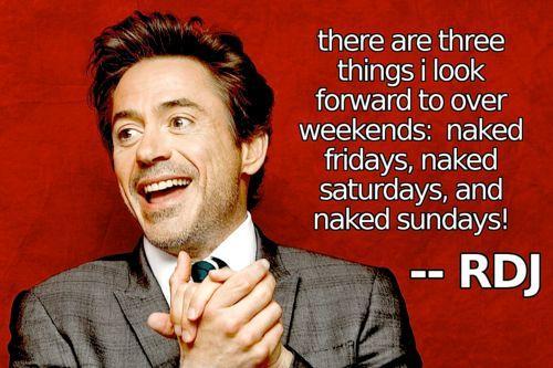 naked days