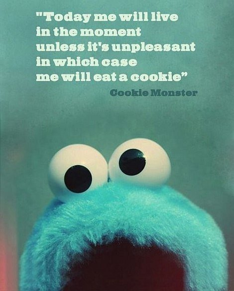 funny cookie saying