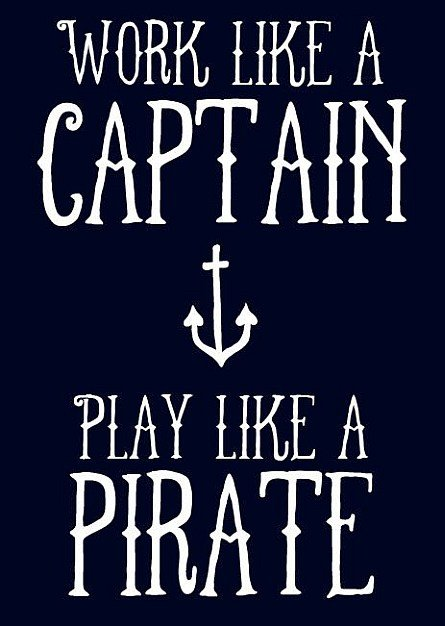 Pirate Quote
