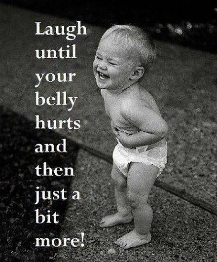 cute laugh quote