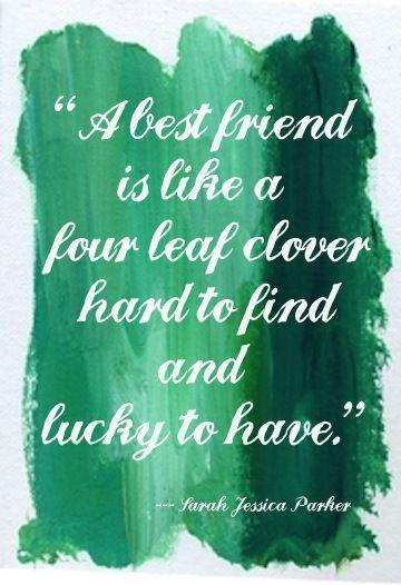 Best friens quote