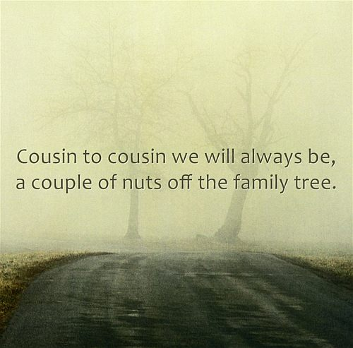 Cousins quote