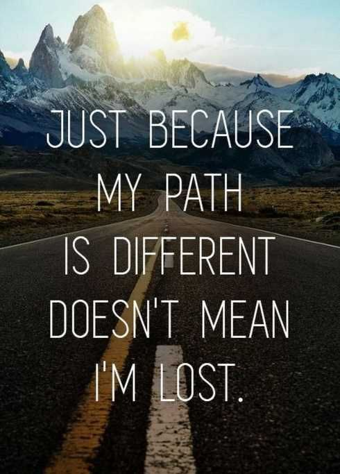 Different path quote