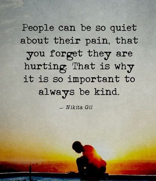 people quiet quote